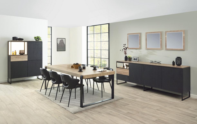 Portofino - Eetkamers - Sensa Interieur - Meubelen & Decoratie Limburg