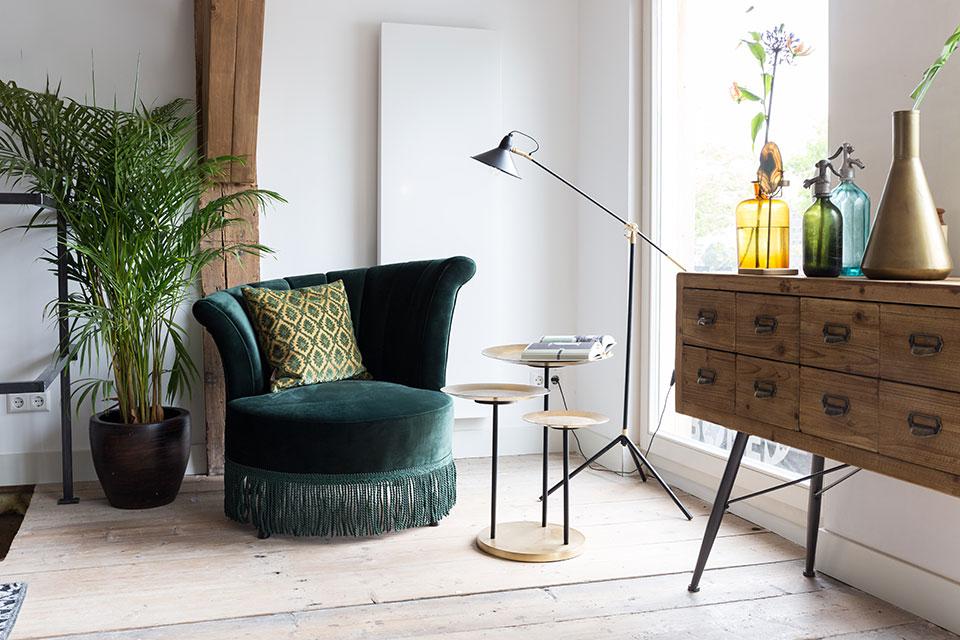 Zetel Flair Lounge - Sensa Interieur - Meubelen & Decoratie Limburg