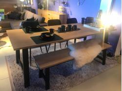 Eetkamer fineer - Outlet - Sensa Interieur