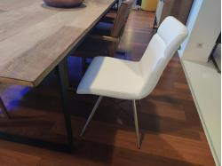 Witte stoelen - Outlet - Sensa Interieur