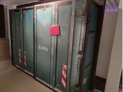 Schuifdeurkast Cargo - Outlet - Sensa Interieur