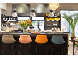 Franky velvet bar/counter - sensa-interieur.be -