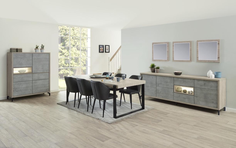 Kwadro - Eetkamers - Sensa Interieur - Meubelen & Decoratie Limburg